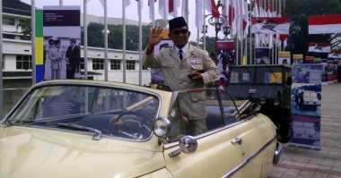 Megawati Hadir, SBY Absen di Peringatan Hari Pancasila di Bandung