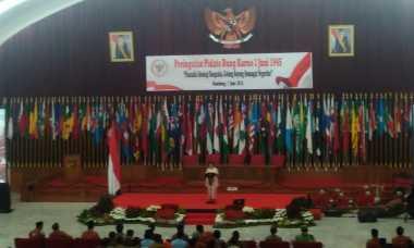 Tangisan Megawati di Peringatan Hari Lahir Pancasila