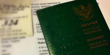 Warga Ibu Kota Bisa Tunggu Paspor dari Rumah