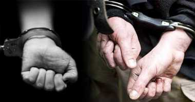 Pencuri Kabel Seharga Rp64 Juta Ditangkap Polisi