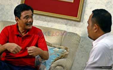 Koalisi Gerindra-PDIP, Sjafrie Sjamsoeddin Duet dengan Djarot