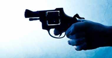 Terduga Anggota OPM Pelaku Penyerangan Mapolsek Sinak Ditembak
