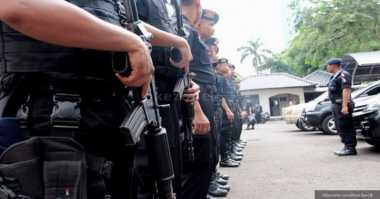 Pascarusuh, Ratusan Polisi Jaga Lapas Gorontalo
