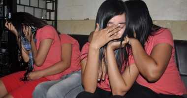 Delapan Pasangan Mesum Terjaring Razia Pekat di Makassar