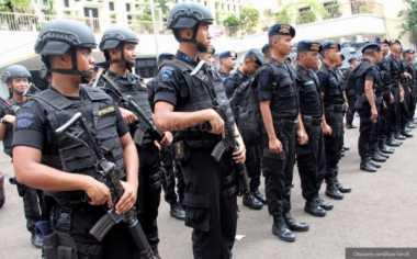 Napi Penganiaya Polisi di Lapas Gorontalo Menyerahkan Diri