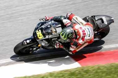 Pembalap Honda Kecewa dengan Kecepatan Motornya