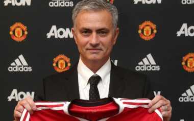 Alasan Mourinho Terima Tawaran sebagai Manajer Man United