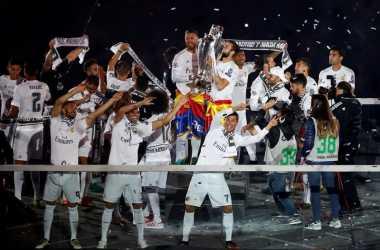 Komentar Alvaro Morata soal La Undecima Madrid