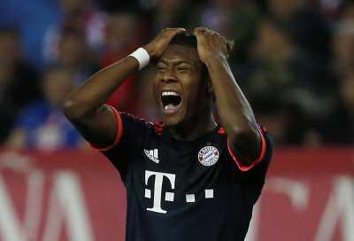 Tawaran Madrid Rp760 Miliar untuk Alaba Ditolak Bayern