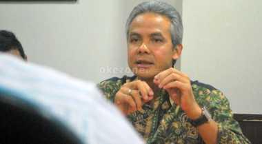 Ganjar Imbau Media Tak Dramatisasi Kasus Pemerkosaan Siswi SD