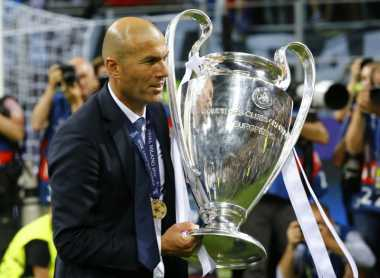 Liga Champions Merupakan Incaran Zidane di Real Madrid