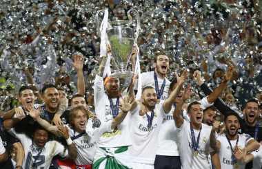 Bek Barcelona: Selamat kepada Madrid yang Memenangkan Liga Champions
