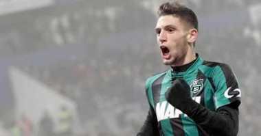 Juventus Tak Punya Opsi soal Masa Depan Domenico Berardi