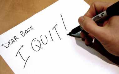 Fakta Mengejutkan tentang Alasan Karyawan Pilih Resign
