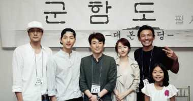Song Joong Ki Mulai Syuting Film Battleship Island