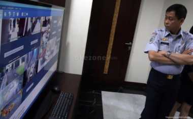 Menteri Jonan Tinjau Persiapan Operasi Bandara Ngurah Rai