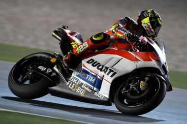 Iannone Kuasai Assen, Valentino Rossi Perbaiki Posisi di FP2 GP Belanda