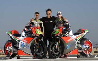 Aprilia Berharap Bisa Taklukkan MotoGP Belanda