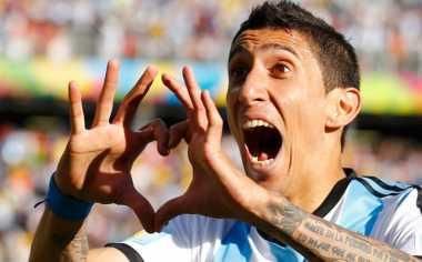 Di Maria Berharap Dapat Membantu Argentina di Babak Final Copa America 2016