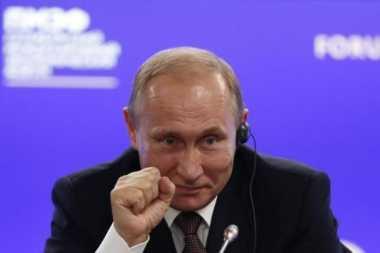 Putin: Rusia Tidak Pengaruhi Inggris untuk Keluar dari UE