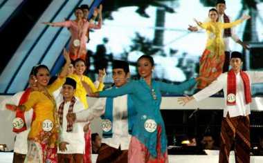 TOP FASHION 6: Yuk, Mengenal Kebaya Encim Asli Betawi di HUT Jakarta ke-489