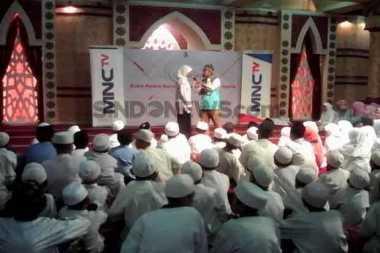 MNCTV Bukber Bareng 200 Anak Yatim di Bulan Ramadan