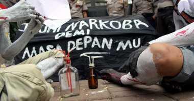 BNN: 27.940 Warga Maluku Pakai Narkoba