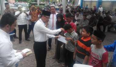 Perindo Aceh Buka Puasa Bersama Anak Yatim