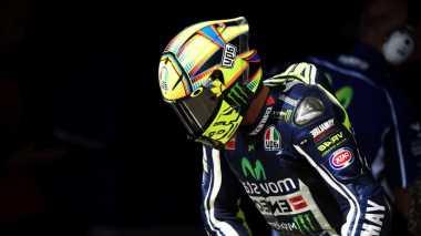 Hot Sport: Valentino Rossi Ogah Pakai Sasis Baru di MotoGP Belanda