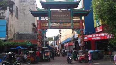 TOP TRAVEL 8: Kampung Ketandan, Area Pecinan Khas Yogyakarta