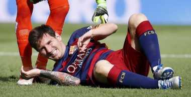 Lionel Messi Tegaskan Bahagia di Barcelona