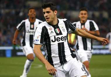 Gabung Real Madrid, Morata Masih Seorang Fans Juventus
