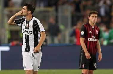 Chiellini Beberkan Kesan Pertama Morata Mendarat di Turin