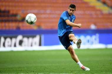 Man United Bisa Dapatkan James Rodriguez Musim Panas Ini