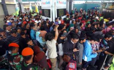 H-12 Lebaran, Penumpang di Bandara Adisutjipto Meningkat