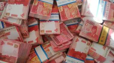 Jelang Lebaran, Polisi Razia Upal di Jasa Penukaran Uang