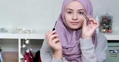Aplikasi Make-Up yang Tepat di Hari Fitri