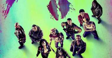 TOP MOVIE: #4 Daftar Soundtrack Suicide Squad Resmi Dirilis