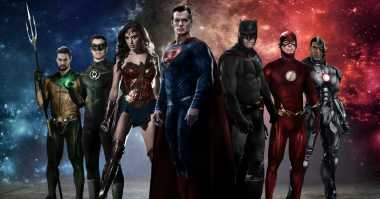 TOP MOVIE: #5 Justice League Hanya Dibuat Satu Film