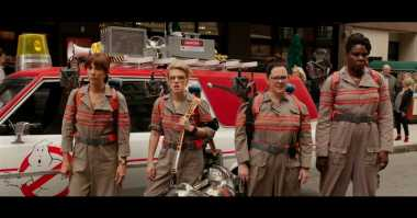 TOP MOVIE: #10 Zayn Malik Nyumbang Lagu di Film Ghostbuster