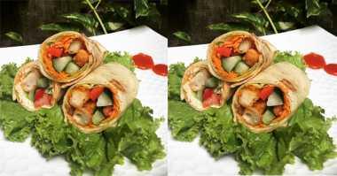 FOTO: Chicken Wrap ala Chef Aiko Menggugah Selera