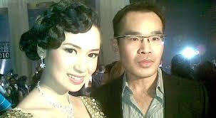 FOTO: Laura Basuki-Leo Sandjaja Rayakan Ulang Tahun Pernikahan