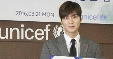 TOP GOSSIP: #7 Fans Ikut Beramal di Ultah Lee Min Ho