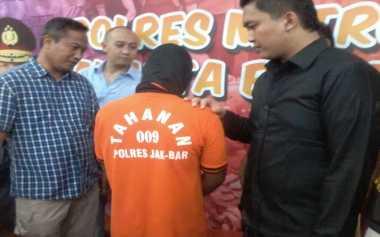 Polisi Tangkap Pembunuh Edi di Cengkareng