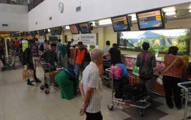 Bandara Internasional Minangkabau Akan Disesaksi 16 Ribu Pemudik