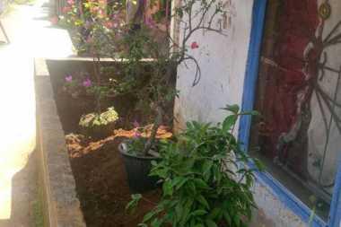 Pria di Lubuklingau Pindahkan Makam Istri dari TPU ke Depan Rumah