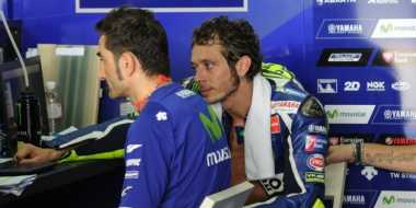 Gunakan Pilihan Ban yang Tepat, Rossi Bersyukur Start Posisi Kedua di Assen