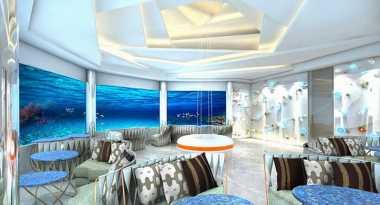 Wow, Resort di Maldives Buka Restoran Bawah Laut