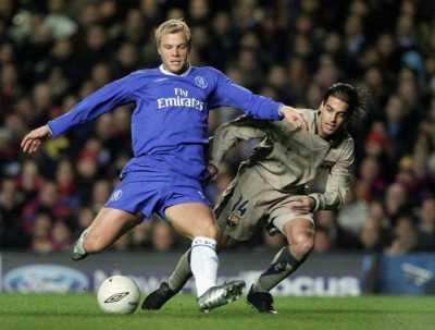 Gudjohnsen: Chelsea Klub Terbaik untuk Saya