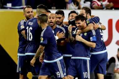 Messi: Argentina Layak Jadi Juara Copa America Centenario 2016